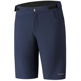 Shimano Sayama Pantaloncini Donna, blu
